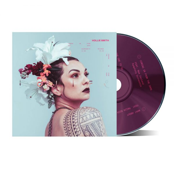Hollie Smith - Coming in from the Dark - CD Digipak