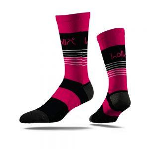 Hollie Smith - Socks pink