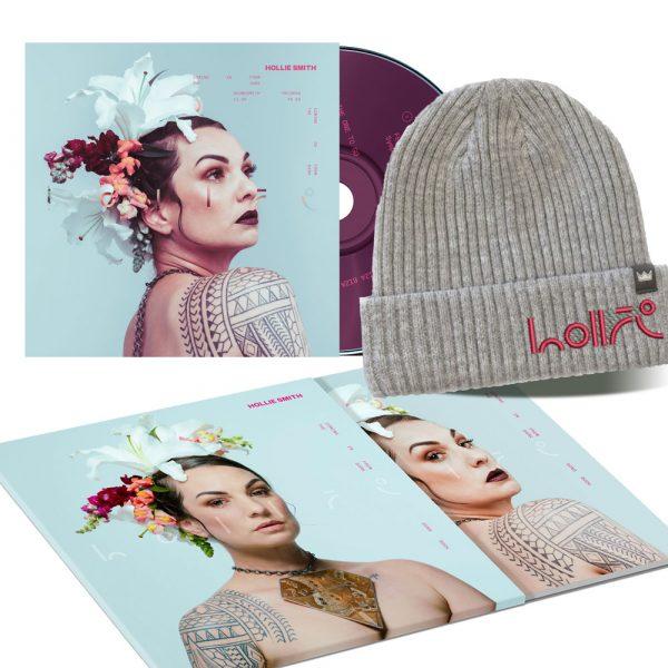 Hollie Smith - bundle - book, beanie & CD