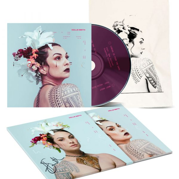 Hollie Smith - bundle - book, tea towel & CD