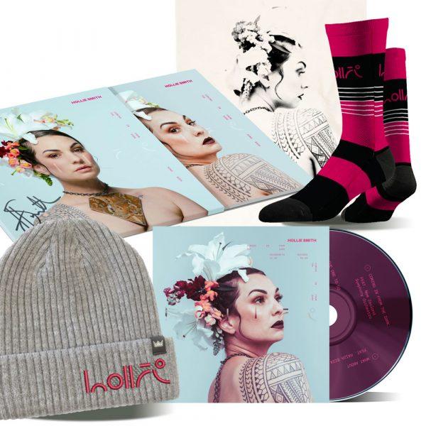 Hollie Smith - bundle - collectors CD